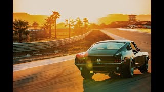 Production Car Review - Highland Green Metallic 1968 Mustang GT 2+2 Fastback R Spec