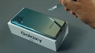 Samsung Galaxy F62 Unboxing & Camera Test | Laser Green Colour