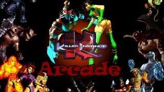 *Killer Instinct Original Mame Arcade [hd720p]