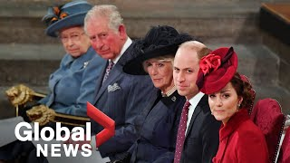 Gambar cover Coronavirus outbreak: How COVID-19 is impacting the Royal Family