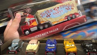 Disney Cars 3 Toys Hunt - Disney Store Louise Nash River Scott Jocko Flocko Mack - Toy Cars For Kids