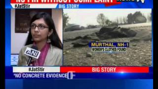 dcw chief swati maliwal urges murthal rape victims to approach delhi commission for women
