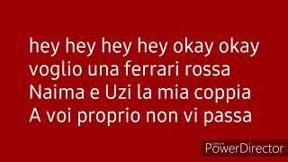Poli OK feat. Uzi Lvke & Naima Blood- resti testo