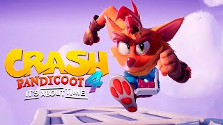 Crash Bandicoot 4: It's About Time – Official Gameplay Launch Trailer