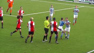 De Graafschap 014 -  Feyenoord 014