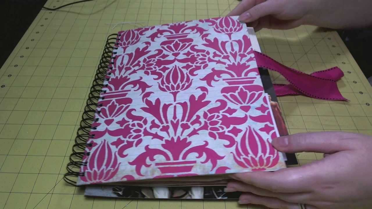 How to scrapbook journal - How To Scrapbook Journal 43