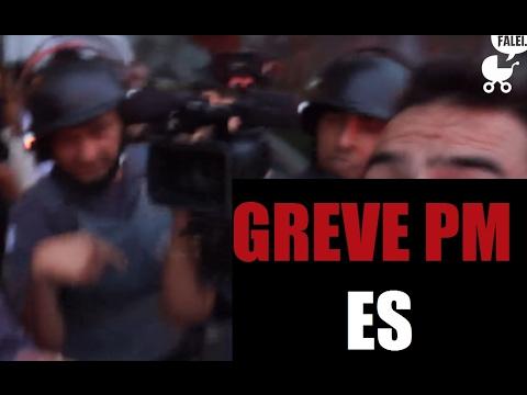 Greve Polícia Militar (PM) - Espírito Sando (ES) - Violência Urbana