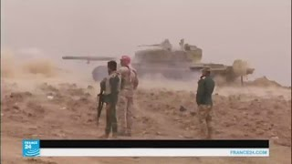 القوات العراقية تحاول الوصول إلى نهر دجلة من المحور الشرقي للموصل