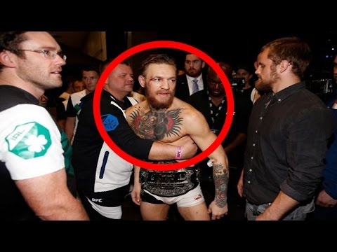 Thumbnail: Red Bearded Troll ▶ Conor McGregor's Backstage Fights ◀ Biggest Compilation