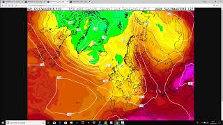 Third Late Summer Bank Holiday Weekend Weather Forecast (17/08/18)