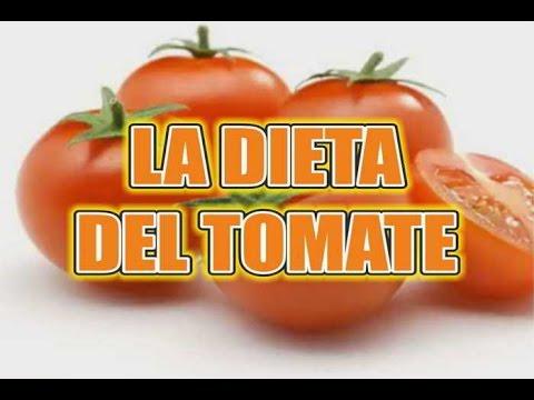 Dieta del tomate nayla