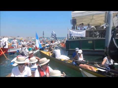SGD Wetter - Gem.Wanderfahrt Lagune Venedig - Vogalonga 2014