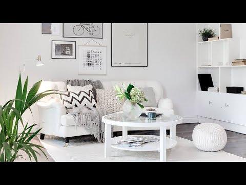 35 White Living Room Ideas
