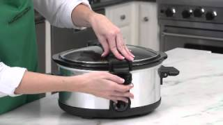 Hamilton Beach Stay or Go 6QT Slow Cooker