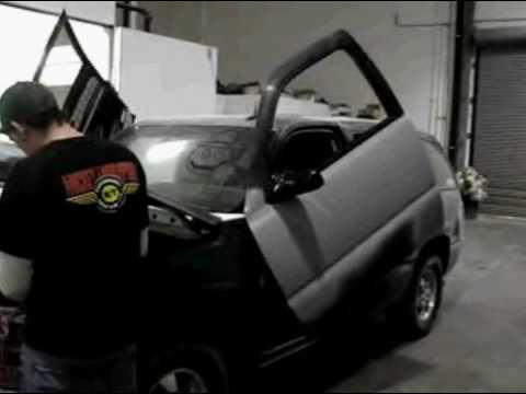 Electric Lambo Door Kit