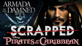 SCRAPPED Pirates of the Caribbean Armada of the Damned