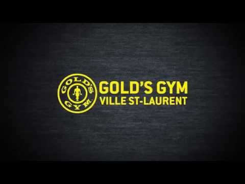Gold's Gym Ville St-Laurent - Fitness Center - Personal Training - Montreal