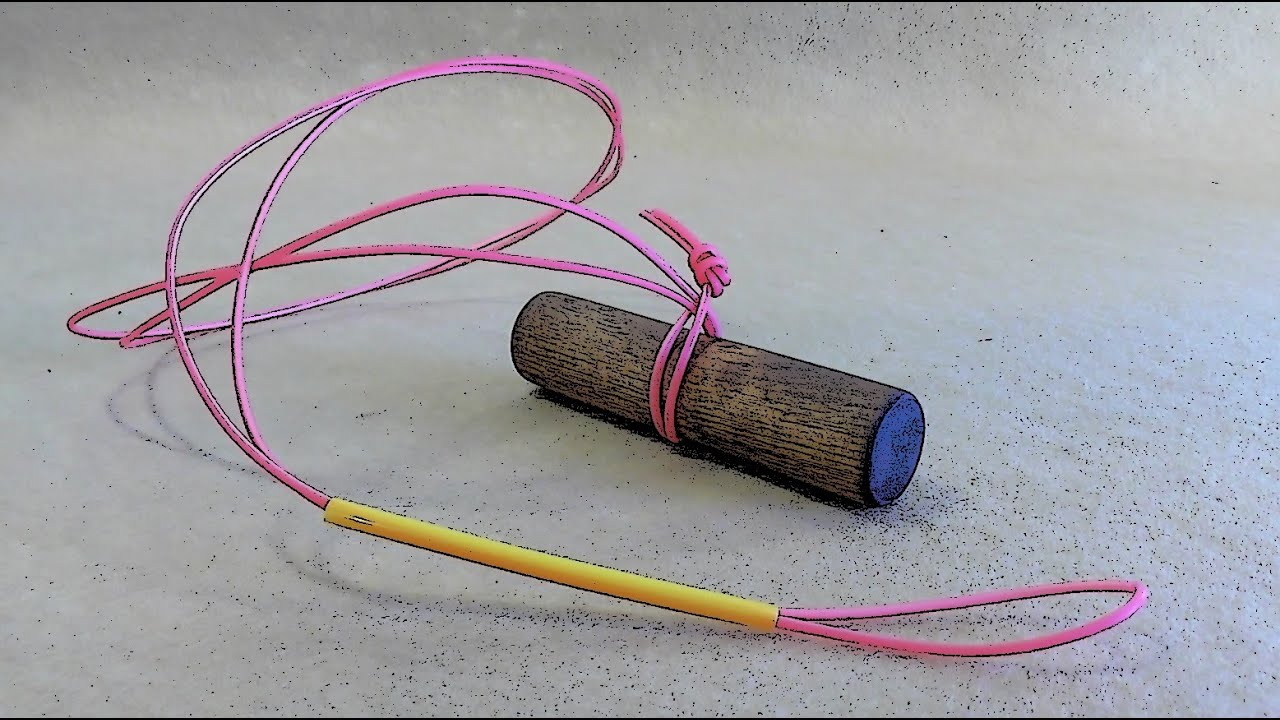 Шомпол Флобер «Сталкер» калибр 4 мм ствол гладкий (010740) - YouTube