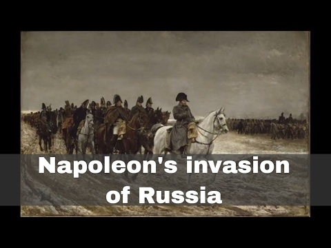 When Napoleon Invaded Russia, Freezing Weather And Determined Defenders Drove Him Back