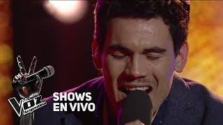 """Shows en vivo #TeamMontaner: Mario canta """"Vúelveme a querer..."""