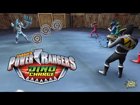 Power Rangers Dino Charge Rumble | FEELING A LITTLE FROSTBITE? Challenge!