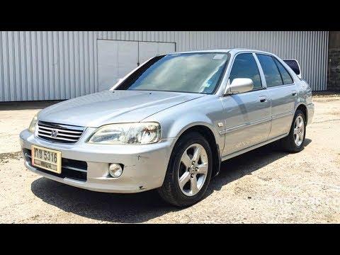 ขายรถบ้าน Honda City 1.5 TYPE-Z ปี 2003 52,000 ฿
