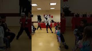 Mario Michael Jackson Smooth Criminal Dance