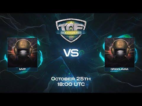 MVP Vs Grigolavaa | TOF Gauss 2019 Finals | Tanki Online