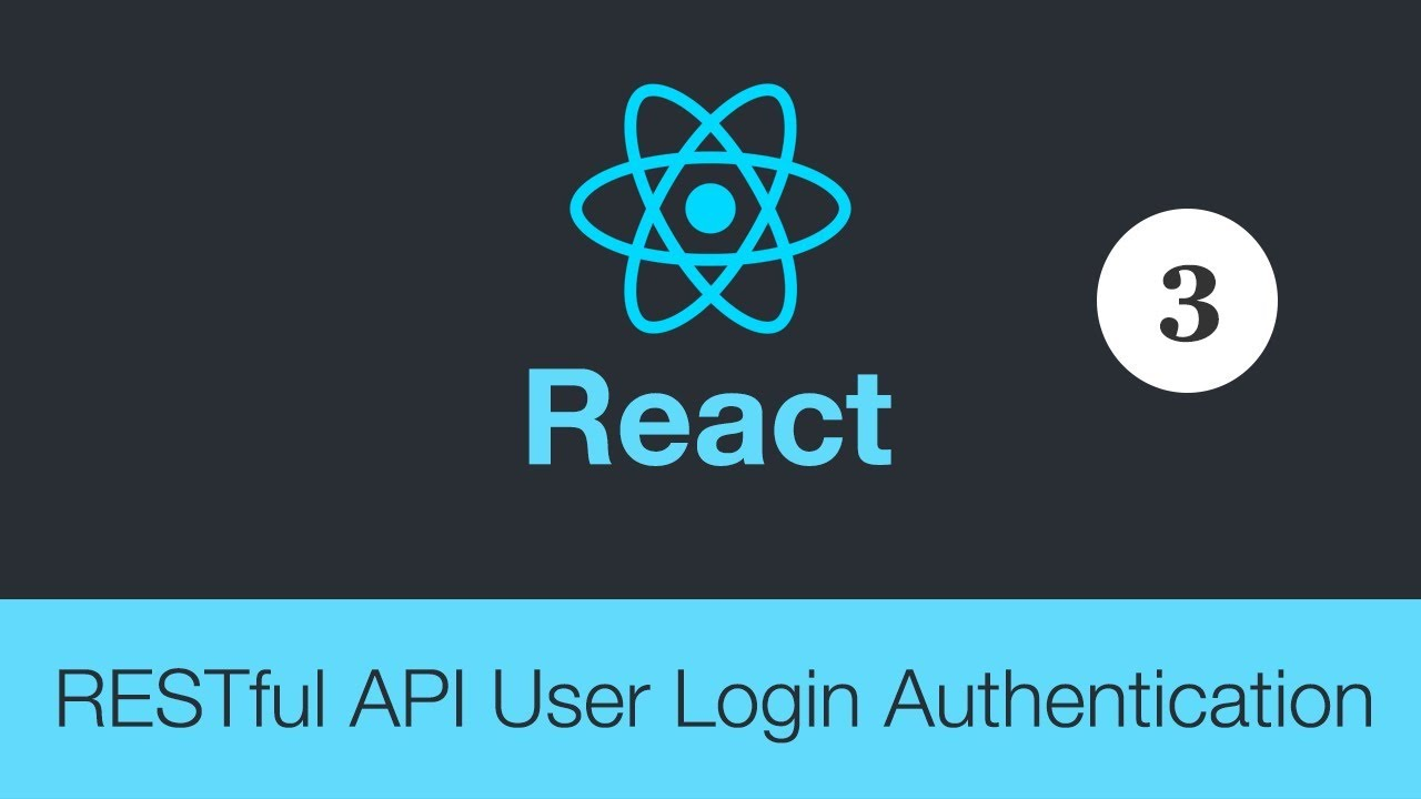 ReactJS PHP Token Based Restful API User Authentication Login, Logout and Signup