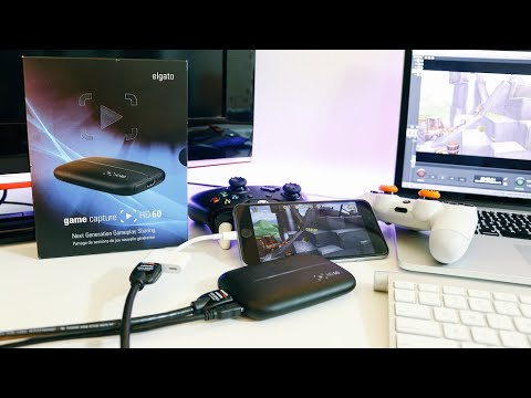 Elgato HD60 Setup For IOS Devices With Lightning Port (Record IPhone/iPad)
