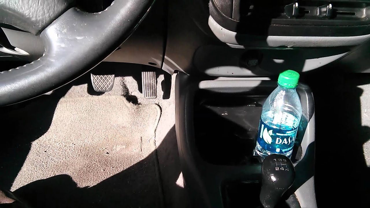 2014 Honda Crv >> How to fix Squeaky clutch noise Part 1 - YouTube