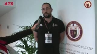 Testimonianza - Christos Paizis Summit Scienze Motorie Milano 2016