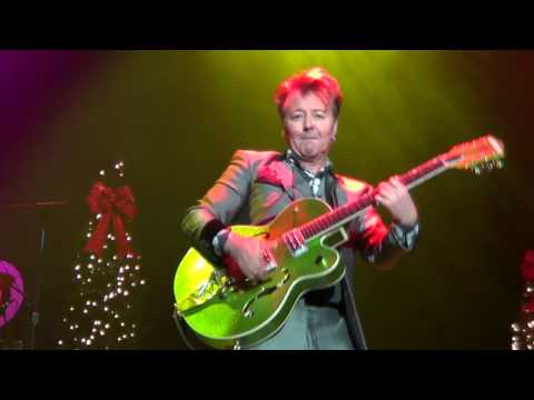The Brian Setzer Orchestra Sexy and 17 Charlotte NC2015