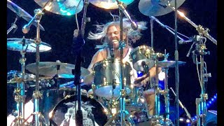 Foo Fighters - Drum Solo/Taylor Hawkins- April 26, 2018 West Palm Beach Florida