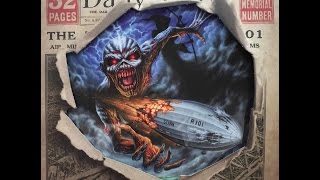 Iron Maiden - Empire Of The Clouds (HQ)