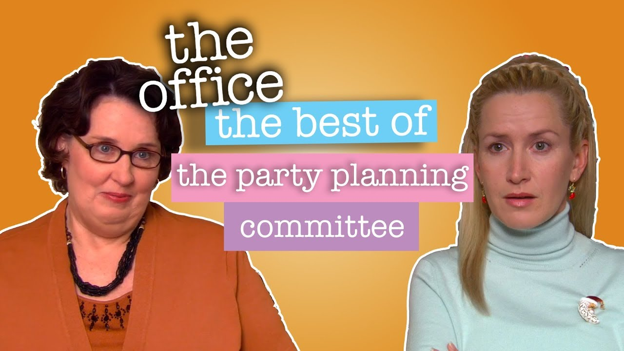 Best of The Party Planning Committee - The Office US - YouTube