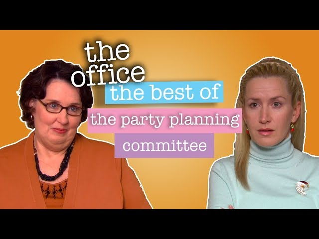 Best of The Party Planning Committee  - The Office US