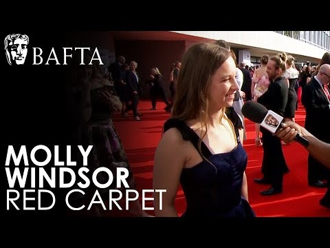 Three Girls' Molly Windsor on Her Leading Actress Nomination | BAFTA TV Awards 2018