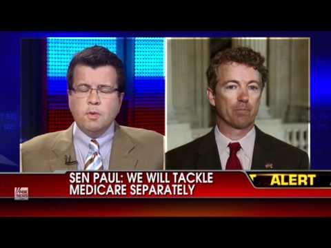Download Rand Paul on Medicare, Social Security and Obama's Hitlist