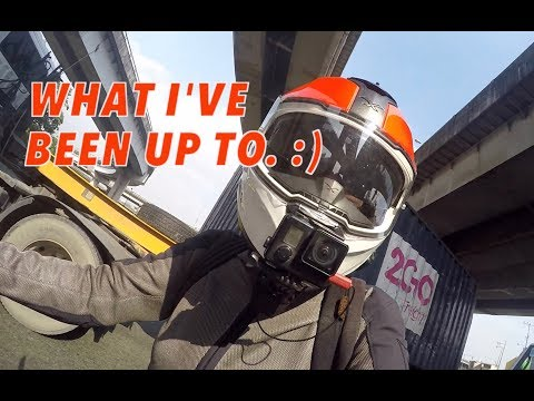 GakiMoto 170 :  Motovlog Recap : Meeting Valentino Rossi? : Motorcycle Events Philippines