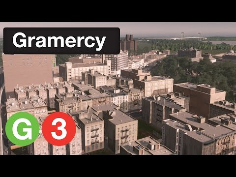 Cities Skylines: Gramercy | Episode 3 - High School & Plaza