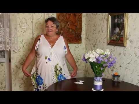 видео: Платье разлетайка за 5 минут своими руками