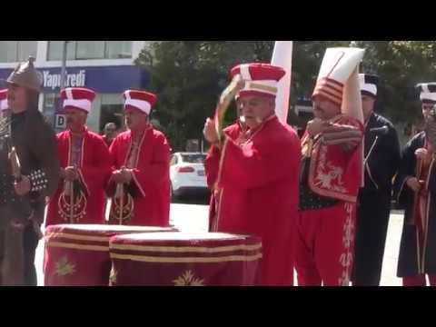 Karacabey'in kurtuluşu törenle kutlandı