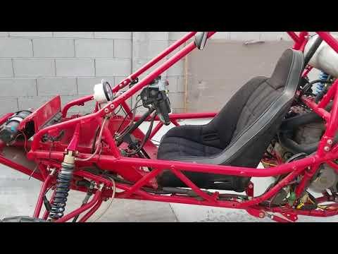 FL400R Honda Pilot FL800 Polaris sled motor swap.