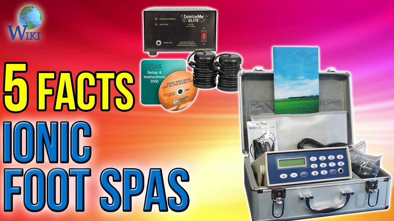 Top 7 Ionic Foot Spas of 2019 | Video Review