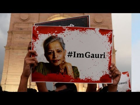 Newshour debate: Who killed Gauri Lankesh?