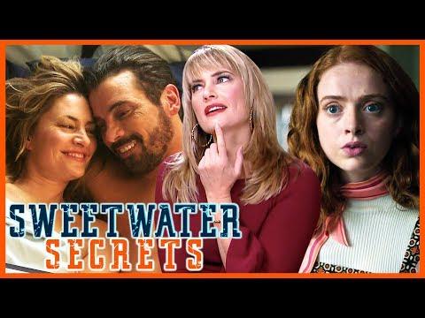 Riverdale 3x03: Mädchen Amick on Falice's Bedroom Scene & Evelyn Evernever | Sweetwater Secrets