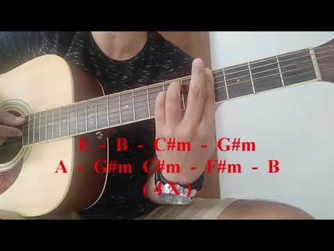 Indah Pada Waktunya - Guitar Chord Cover
