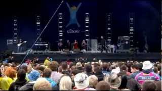 Elbow - The Birds (T in the Park 2012)