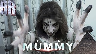 МУМИЯ 2017✔Аманет✔The Mummy 2017 - Ahmanet makeup tutorial /Rola Roys